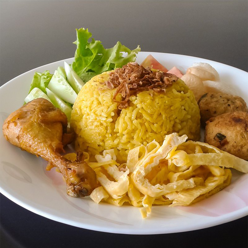 Nasi Kuning Recipe Daily Cooking Quest