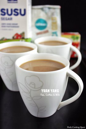 Yuan Yang - Tea, Coffee, and Milk