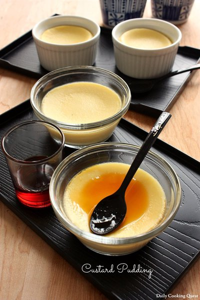 Custard Pudding