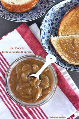 Srikaya - Egg and Coconut Milk Spread