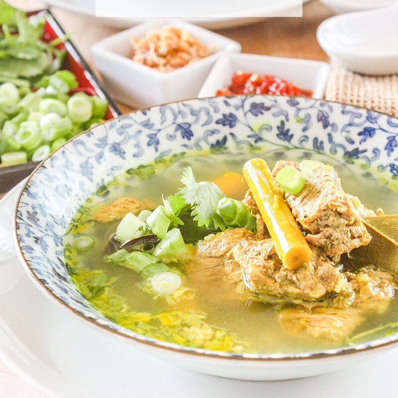 Soto Daging Indonesian Beef Soup Recipe Daily Cooking Quest