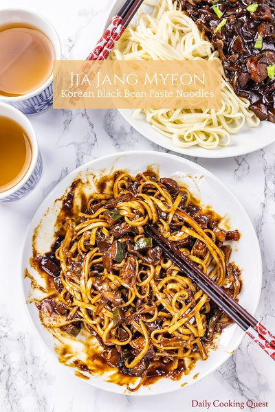 Korean Jja Jang Myeon