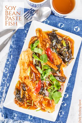 Soy Bean Paste Fish