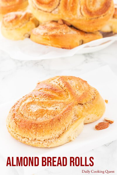 Almond Bread Rolls